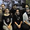 Agus Kuncoro dan Tika Bravani di Pemutaran Perdana Film '3'