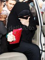 Amel Alvi Bersaksi untuk Robbi Abbas