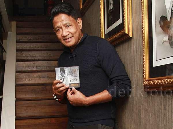 Andre Hehanusa Rilis Album Baru yang Penuh Cinta