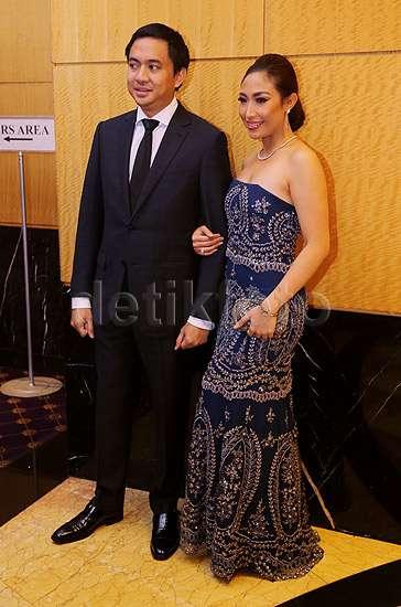 Sederet Pasangan Selebriti Hadiri Nikahan Chelsea dan Glenn (1)