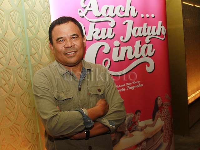 Film 'Aach... Aku Jatuh Cinta' Siap Tayang di Busan Film Festival