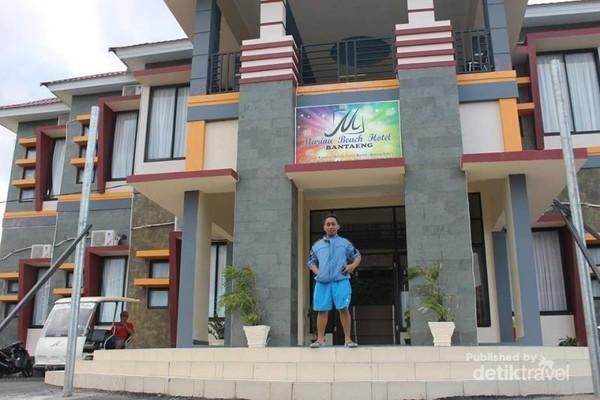 Hotel di sekitar  Pantai Marina