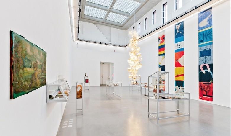 Ade Darmawan Pameran Tunggal di Galeri Seni Portikus Frankfurt