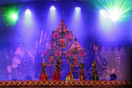 Intip Jadwal Lengkap Festival Wayang 2015