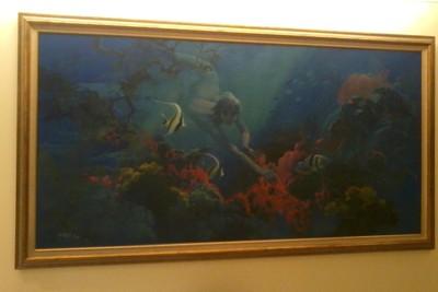 Kisah Lukisan Melirik di Museum Basoeki Abdullah