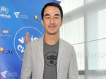 Joe Taslim di Press Screening Fast & Furious 6