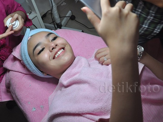 Mengintip Amanda Manopo Perawatan Kecantikan