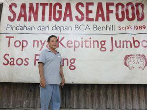 Ini Dua Warung Seafood Legendaris di Jakarta