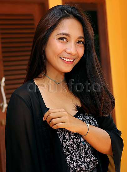 Ayunya Dinda Kirana, Indonesia Banget!