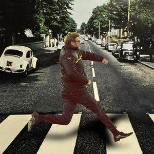 Klopp Melompat di Abbey Road