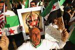 Aksi Kecam Serangan Rusia ke Suriah