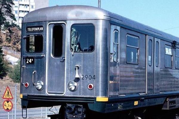 Mirip Kereta Manggarai, Kisah Kereta Hantu Juga Ada di Stockholm