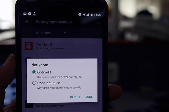 Android Marshmallow, Pembaruan Besar yang Minimalis