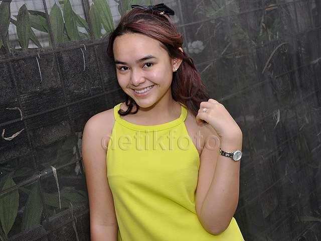 Cantik Natural! Amanda Manopo Tanpa Polesan Make-up