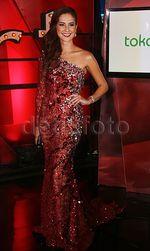 Dazzling in Red, Marissa Nasution