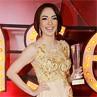 Raih Best VIP Dress, Reisa Kartikasari Cantik dan Memesona