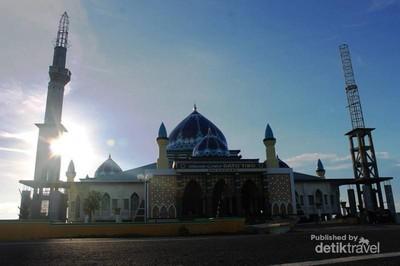 Masjid Islamic Center Dato Tiro, Ikon Utama Kota Bulukumba