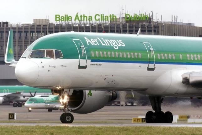 Aer Lingus (Reuters/Cathal McNaughton)