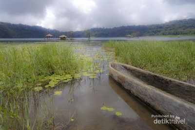 Mencari Ketenangan di Danau Tamblingan, Bali