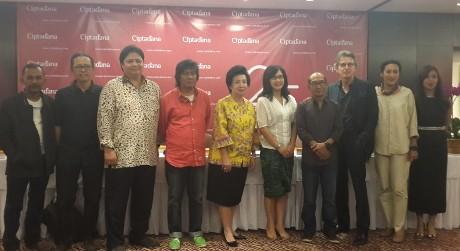 5 Pematung Yogyakarta Pameran di Tengah Mall Jakarta
