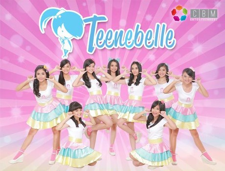 Teenebelle: Kami Adik Cherrybelle, Bukan Regenerasinya