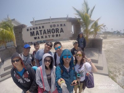 Terpesona Surga Bawah Laut Wakatobi