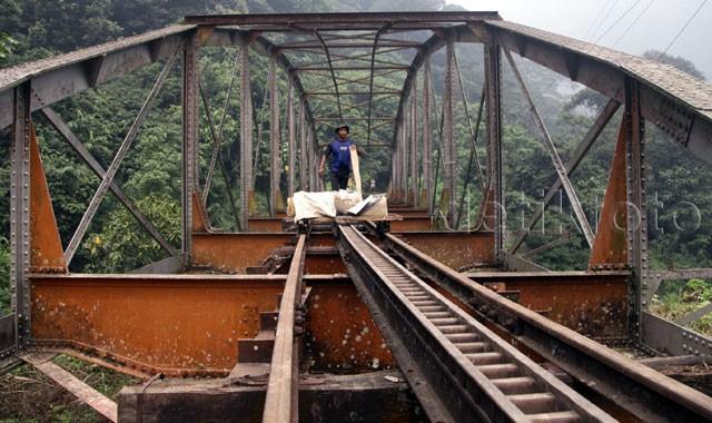 Pengaktifan Kembali Jalur Kereta Lembah Anai