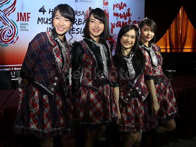 JKT48 Siap Berpesta di Jakarta Musik Festival 2015