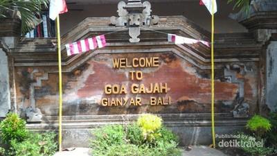 Gua dan Arca Peninggalan Abad ke-11 di Gianyar, Bali