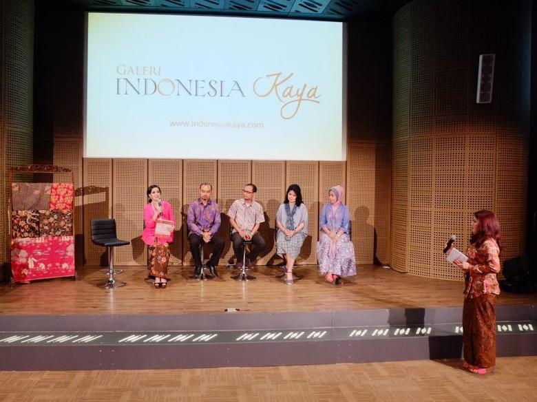 Cerita Pengrajin Batik Kudus Bikin Motif Kretek dan Tanaman Parijoto
