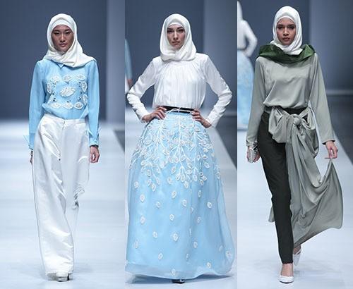 model abaya anak muda  hijab review