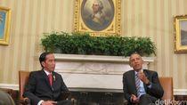 Batal ke Silicon Valley, Jokowi Ajak Obama Garap Digital Ekonomi