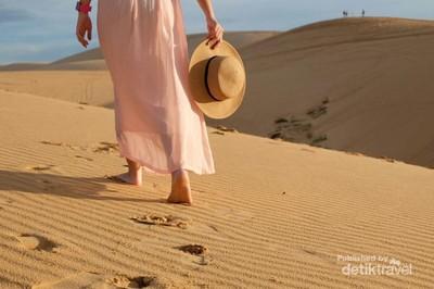 Bukan di Mesir, Padang Pasir Ini di Vietnam