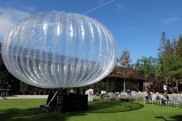 Balon internet Google (ash/inet)