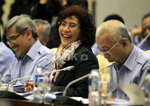Anggarannya Dipotong, Menteri Susi Tunda Beli Kapal hingga Kulkas Raksasa
