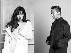 Kisah Cinta Bak Novel Fiksi Taeyeon SNSD dan G-Dragon Bigbang