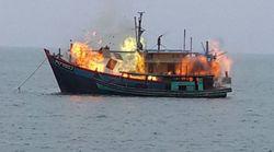 1 Tahun Jadi Menteri, Susi Tenggelamkan 106 Kapal Pencuri Ikan