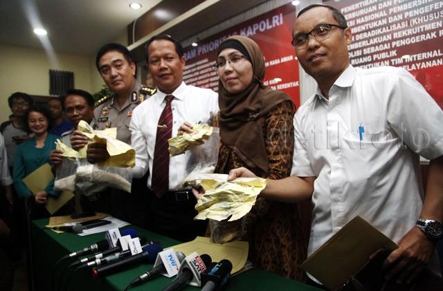 Polda Metro Pastikan Tak Ada Beras Plastik di Bekasi