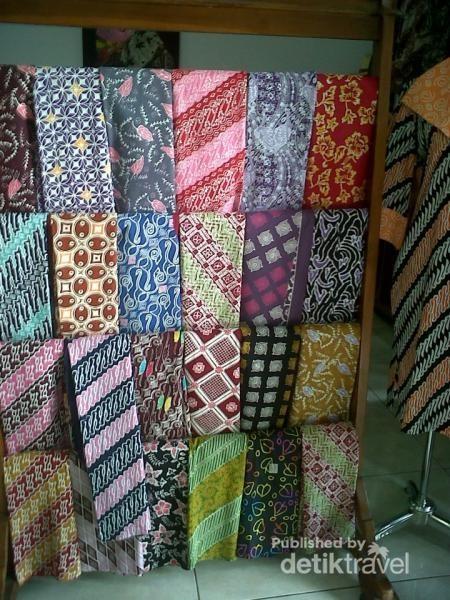 Berburu Cantiknya Batik Priangan Khas Tasikmalaya