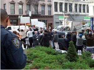 Syuting Film Bulan Terbelah di Langit Amerika Dijaga NYPD