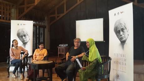 FFI 2015 Berikan Penghormatan kepada Teguh Karya