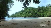 Serasa pantai pribadi