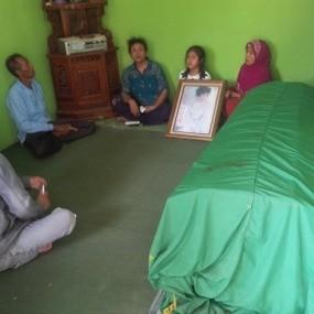 Sebelum Meninggal, Misye Arsita Minta Dibuatkan Gazebo untuk Bersantai