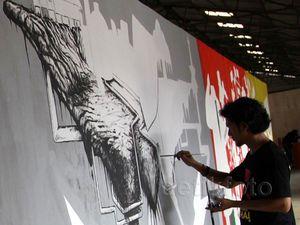 Persiapan Jakarta Biennale 2015
