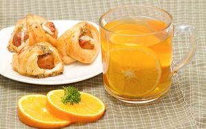 Segarkan Tubuh dengan Racikan Mandarin Tea Praktis Ini