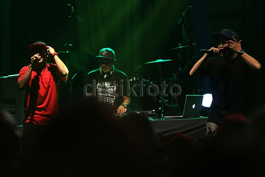 Nostalgia Bareng Sweet Martabak hingga Kla Project di The 90's Festival