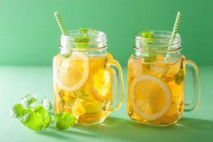Lemon Tea Hingga Es Kelapa Jeruk, Minuman Populer Berbahan Jeruk