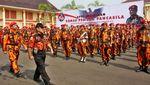 Pemuda Pancasila Memperingati Hari Pahlawan
