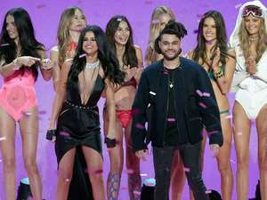 The Weeknd, Selena dan Ellie Goulding di Antara Malaikat Seksi