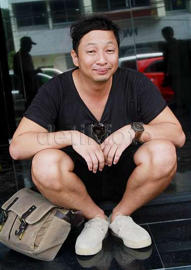 Ringgo Agus Rahman si Calon Ayah